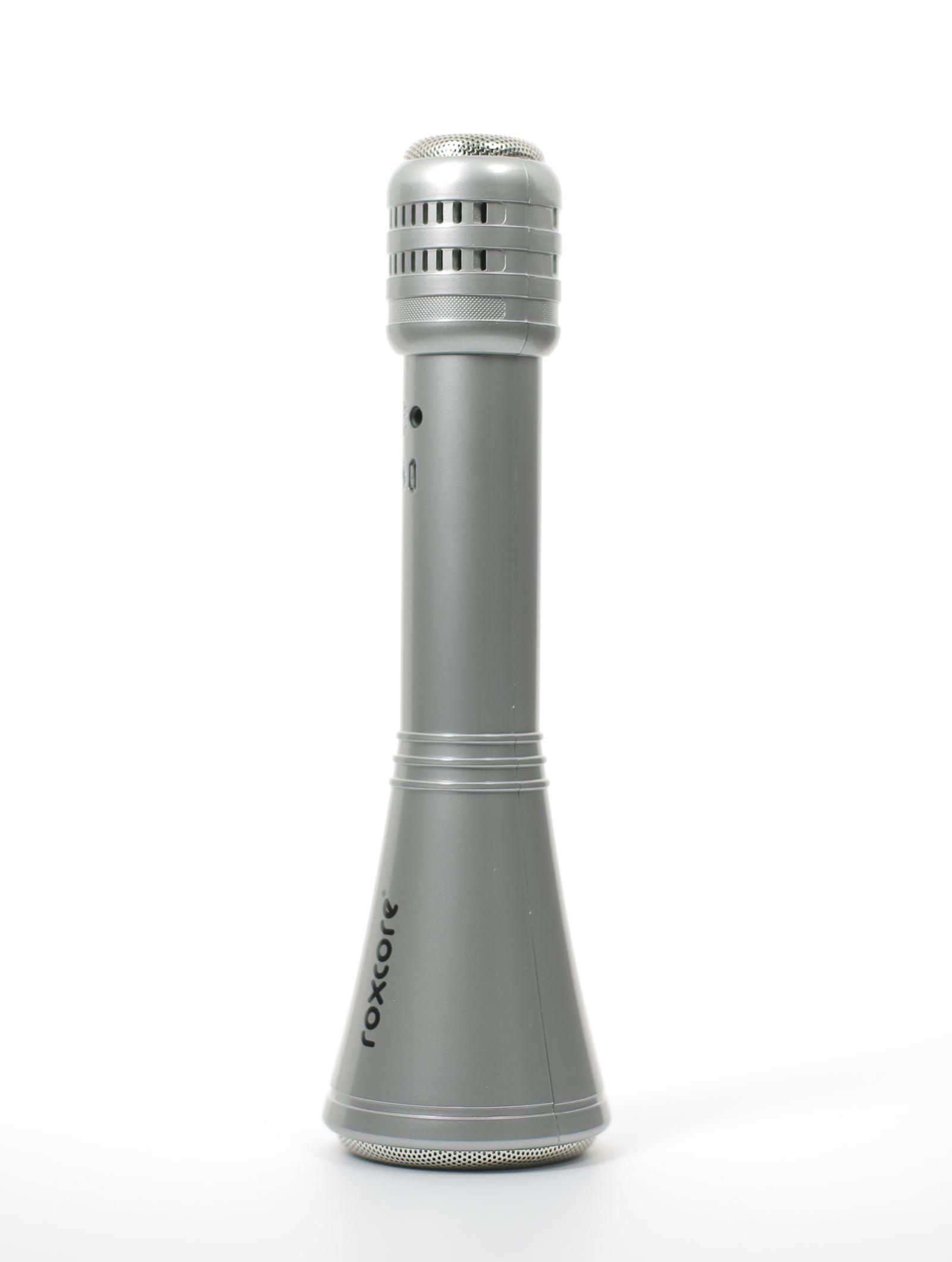 Roxcore Star Karaokemikrofon for mobilen Karaokeutstyr