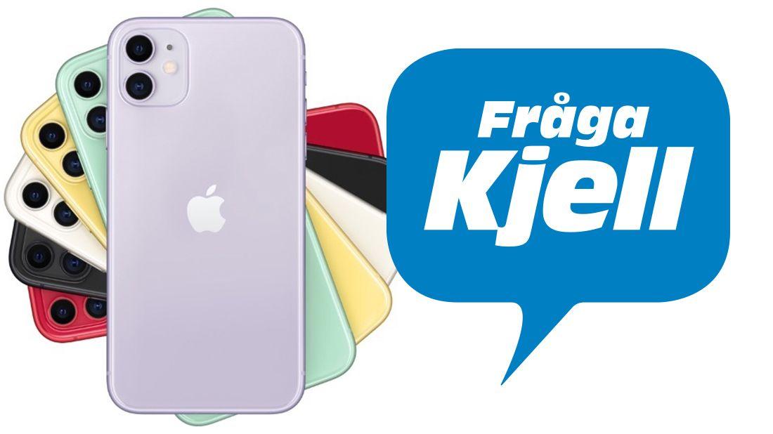 iPhone 11 är här och vi har tillbehören!  