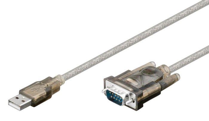 Plexgear Adapter USB till seriell