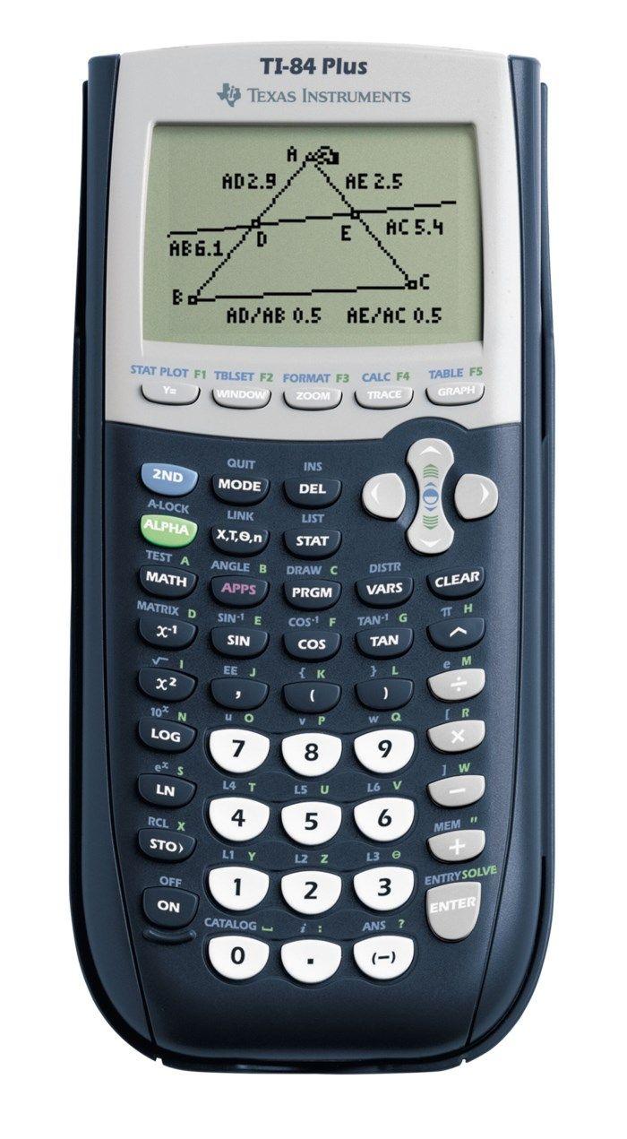 Texas Instruments TI-84 Plus Miniräknare