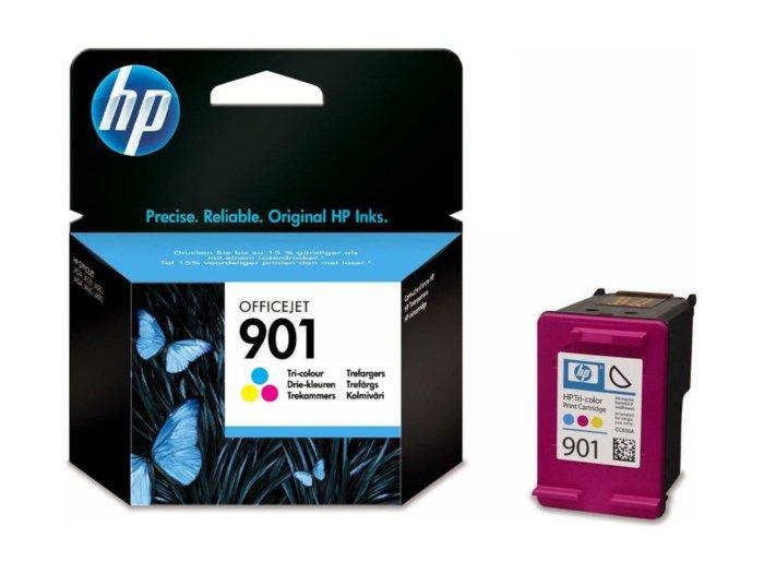 HP 901 Bläckpatron Flera färger