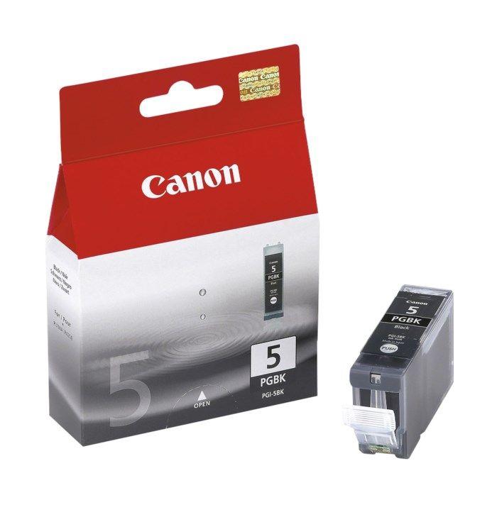 Canon PGI-5BK Bläckpatron Svart