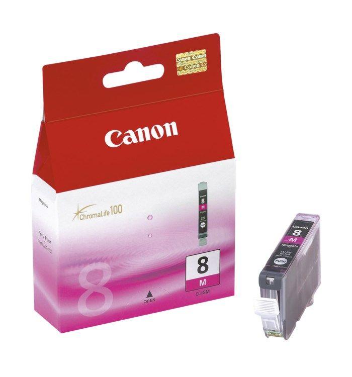 Canon CLI-8M Bläckpatron Magenta