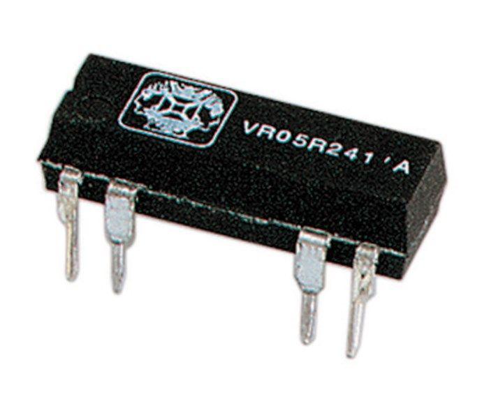 1-poligt DIL-relä 5 V DC 0,5 A / 30 V