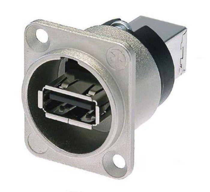 Neutrik Panelskarvdon USB 2.0