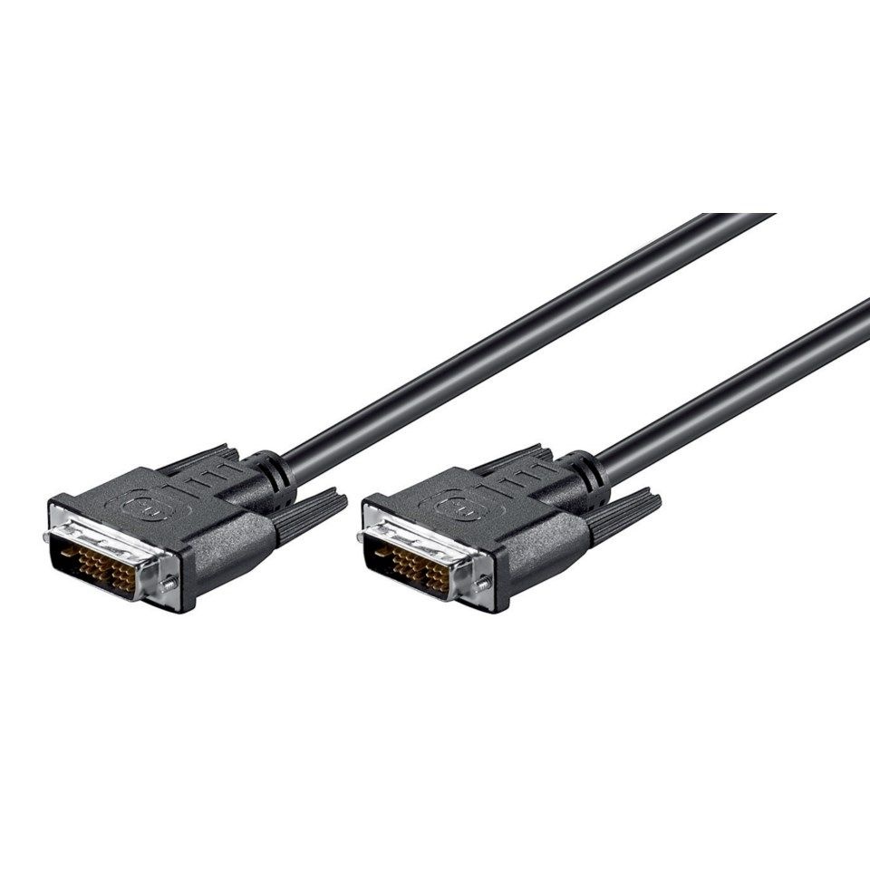 DVI-D Single Link-kabel 2 m