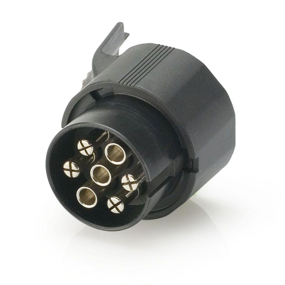Adapter for 7 til 13 pinner
