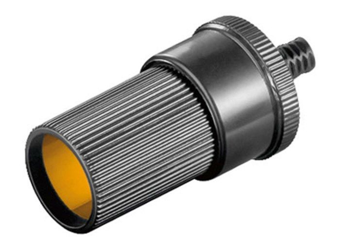 12 V-uttag 21 mm