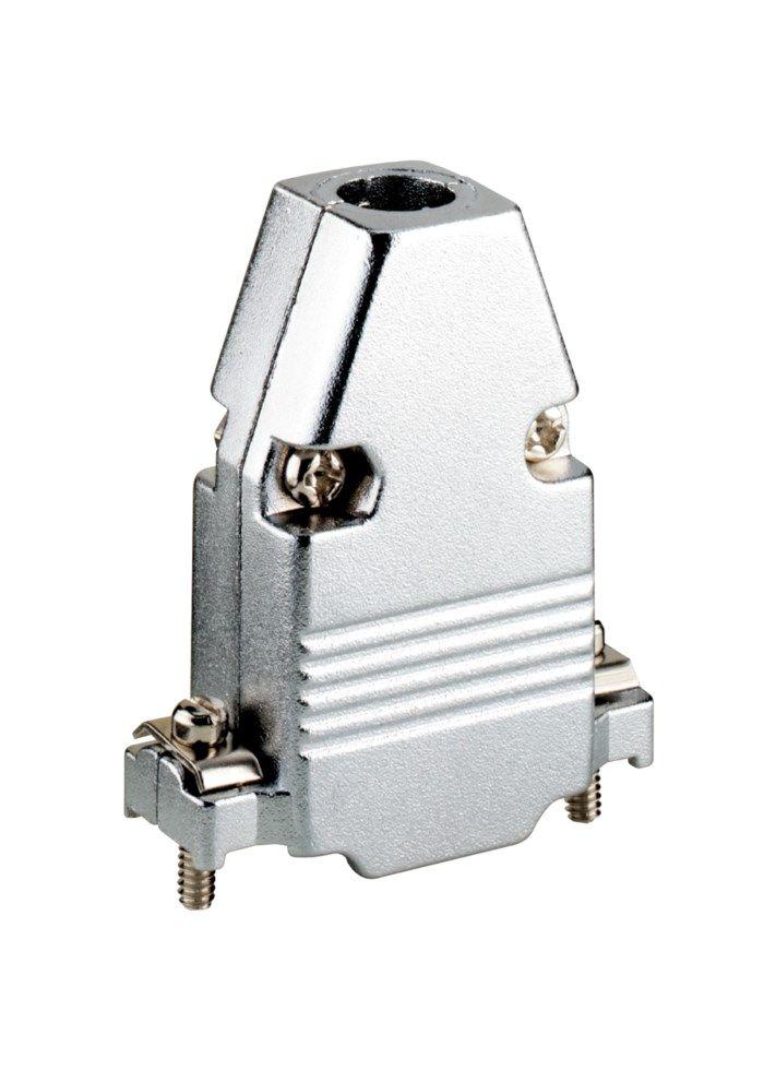 Kåpa i metall för DB9/HD15