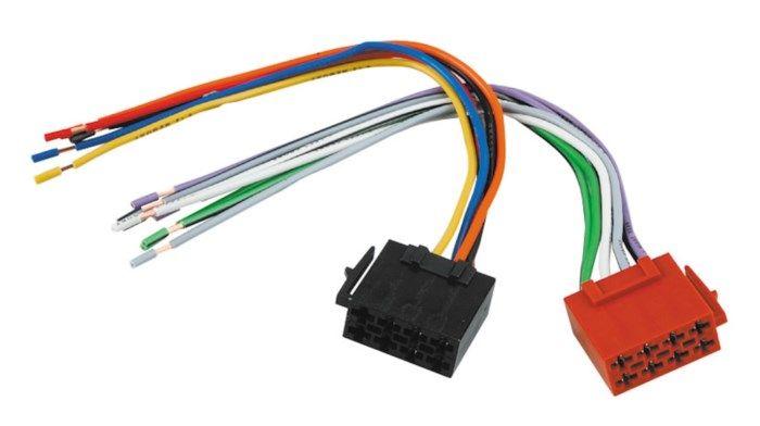 Adapterkablage för ISO