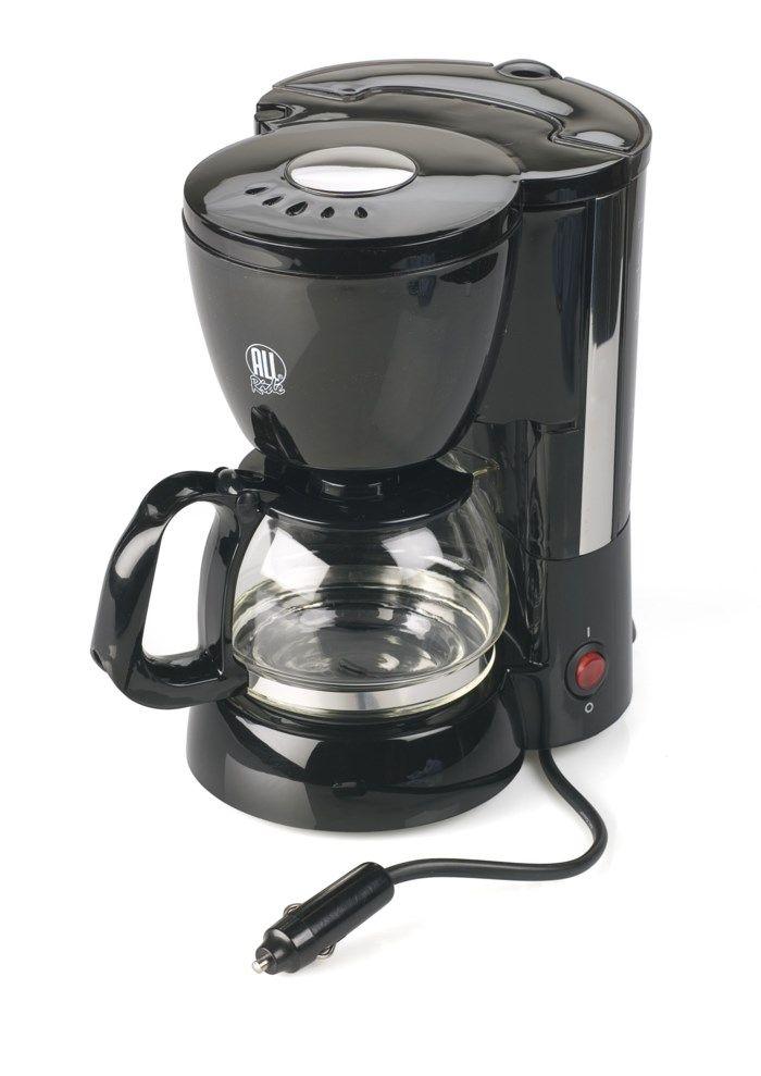 Kaffebryggare för 12 V