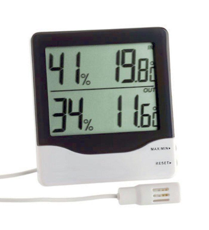 Digital Hygrometer med prob