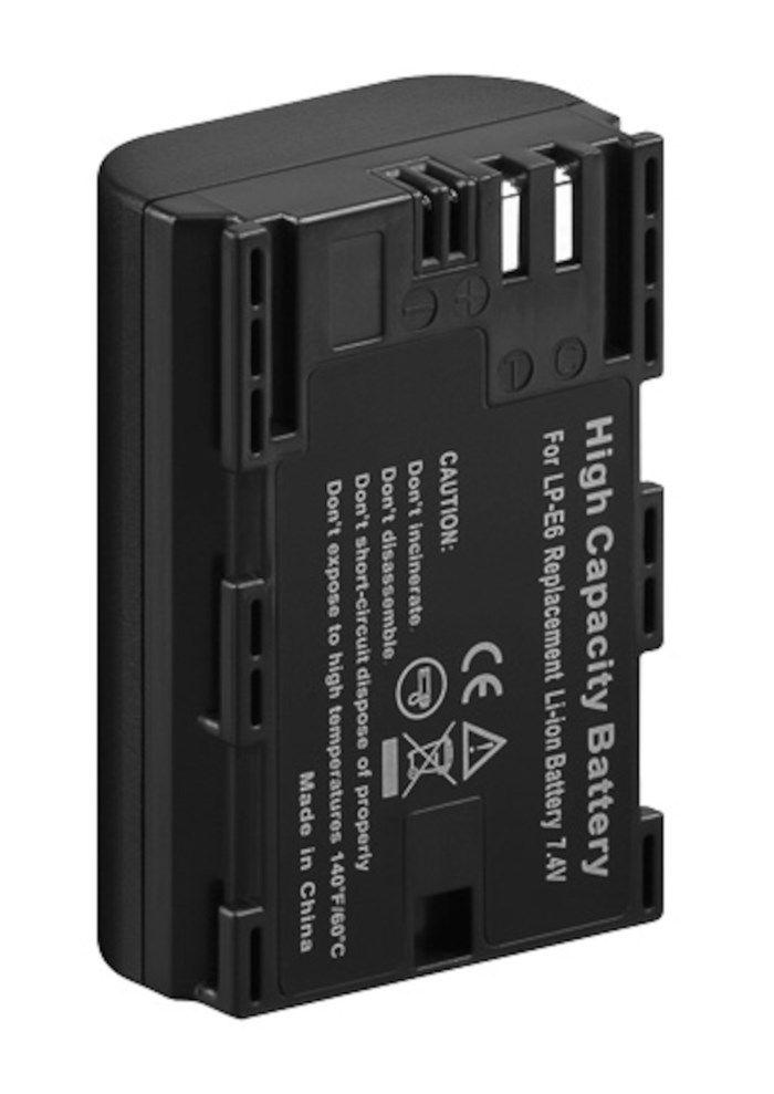 Kamerabatteri typ Canon LP-E6