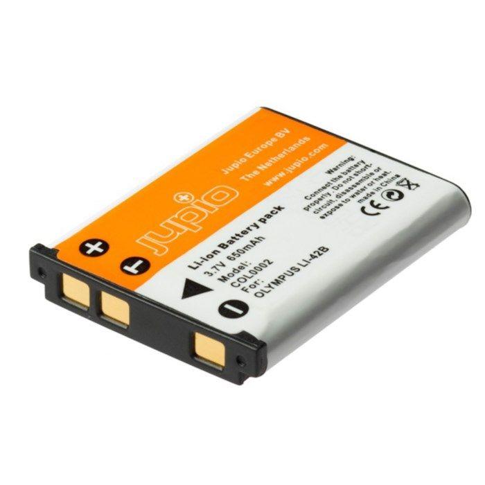 Jupio Kamerabatteri typ Olympus Li-40/Nikon EN-EL10