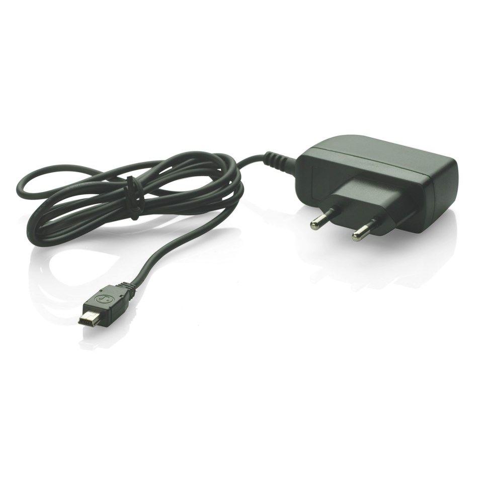 Laddare med Mini USB 230 V