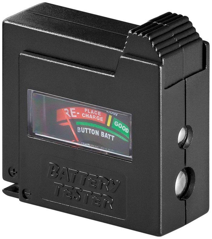 Analog batteritestare i mini-format
