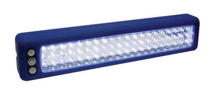 Magnetisk lampa med 60x LED