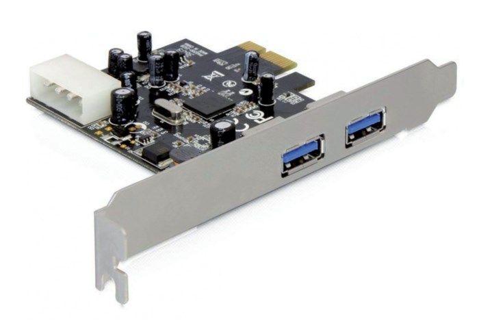 Kontrollerkort 2x USB 3.0