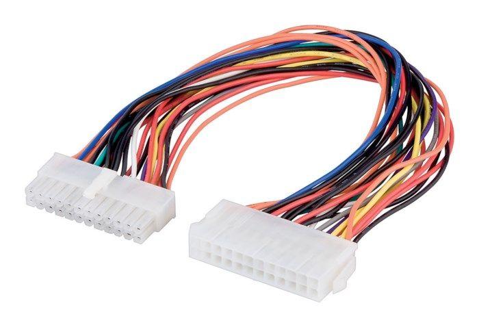 Förlängningskabel ATX 24-pin