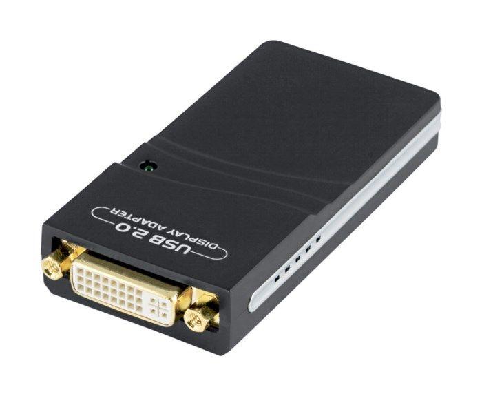 Grafikadapter USB 2.0 till DVI