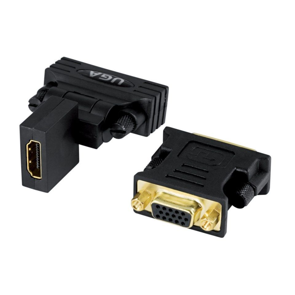 Adapter USB 2.0 til DVI