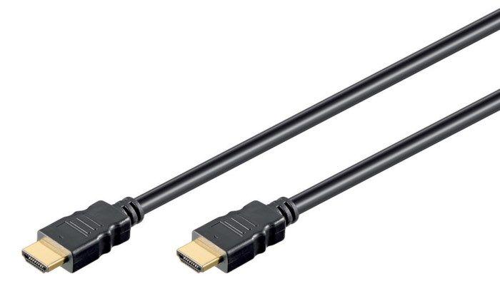 HDMI-kabel Standard med nätverk 15 m