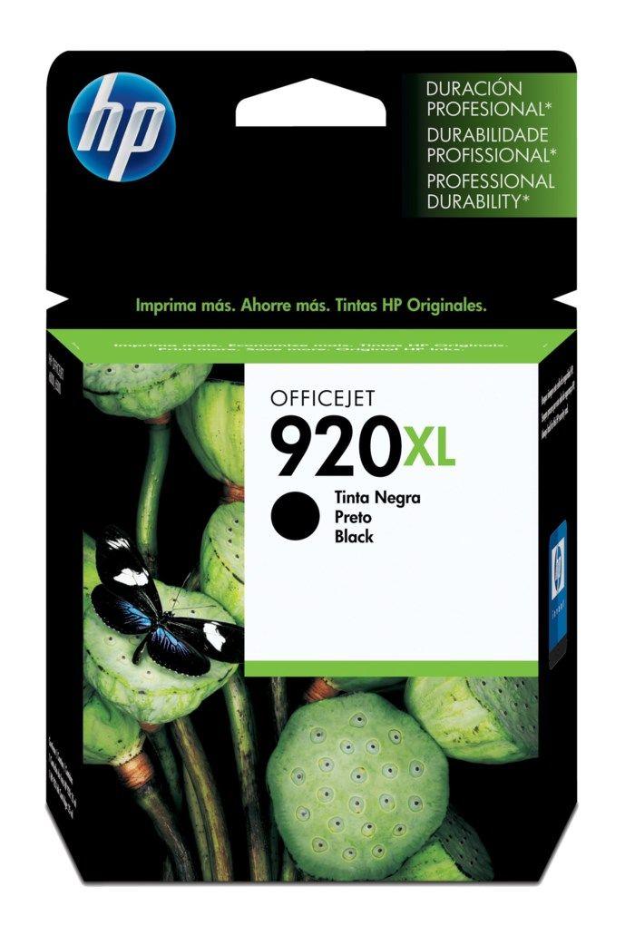 HP 920XL Bläckpatron Svart