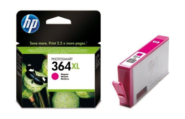 HP 364XL Bläckpatron Magenta