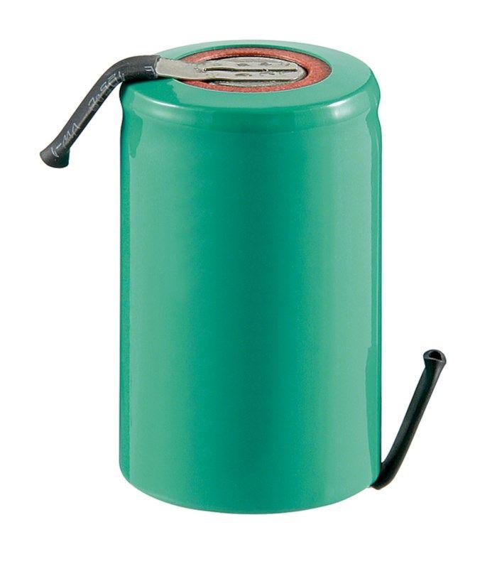 NiMH 4/5 Sub-C-batteri 1,2 V 2200 mAh