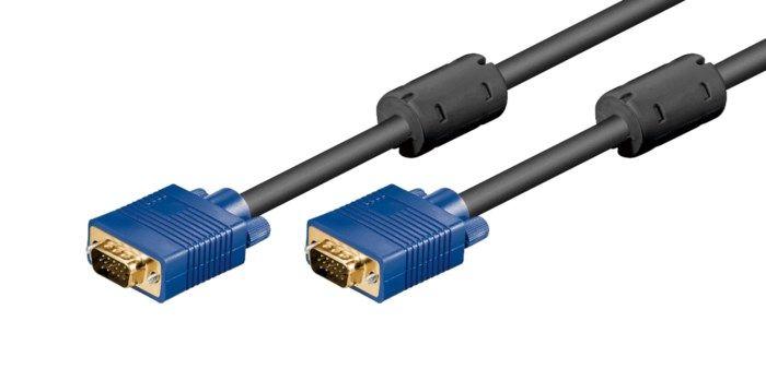 VGA-kabel 1,8 m