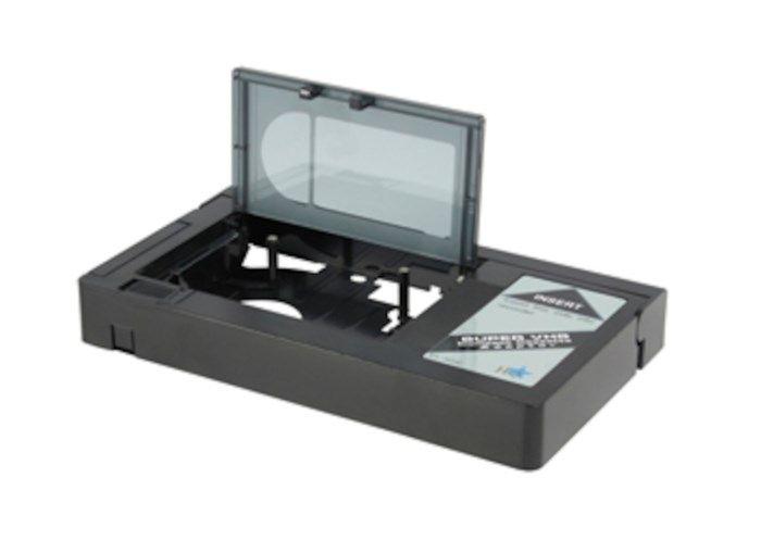 Kassettadapter VHS-C till VHS