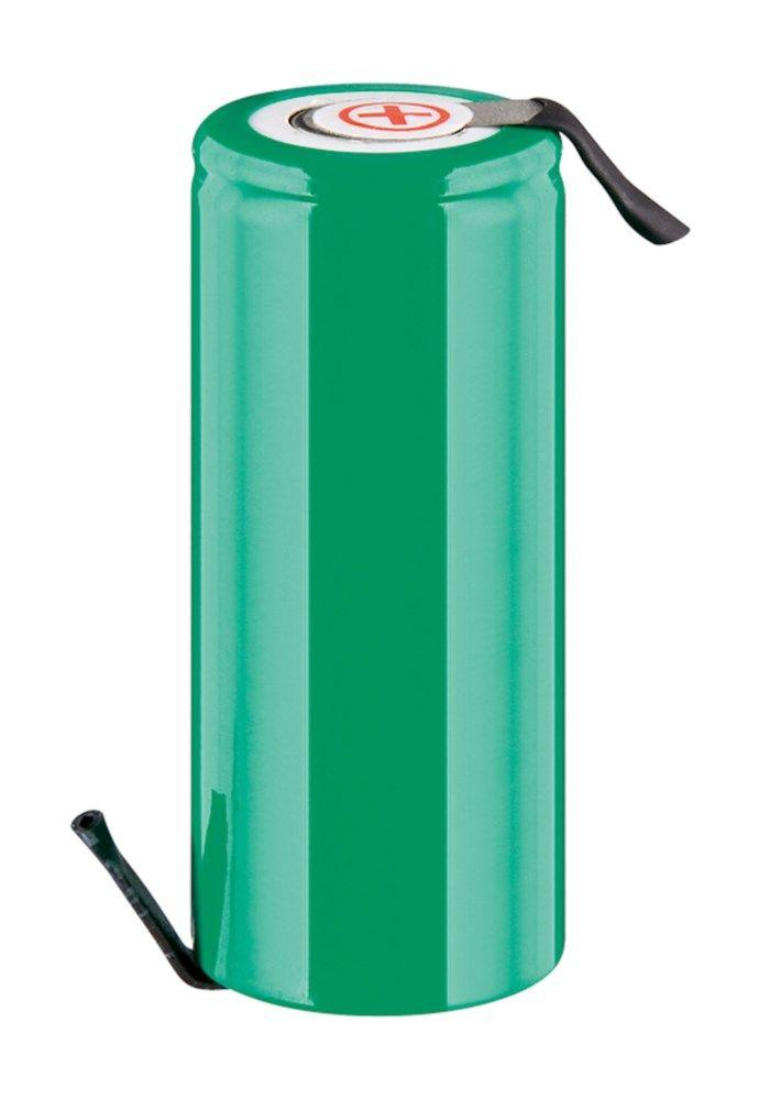 NiMH 1/2A-batteri 1,2 V 950 mAh