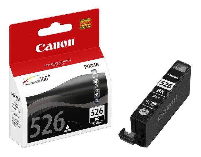 Canon CLI-526BK Bläckpatron Svart
