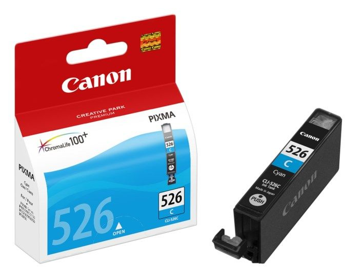 Canon CLI-526C Bläckpatron Cyan