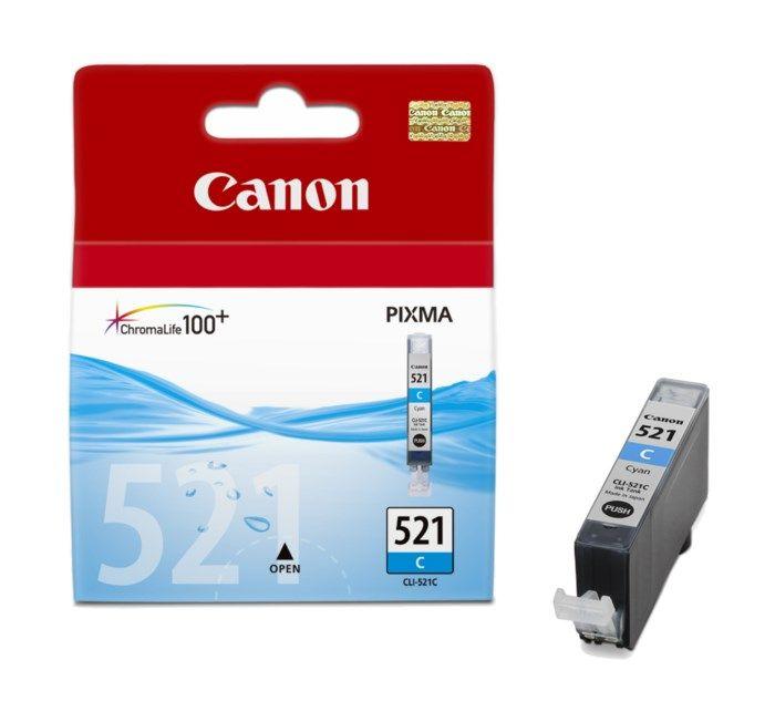 Canon CLI-521C Bläckpatron Cyan