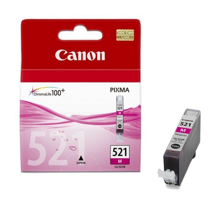 Canon CLI-521M Bläckpatron Magenta