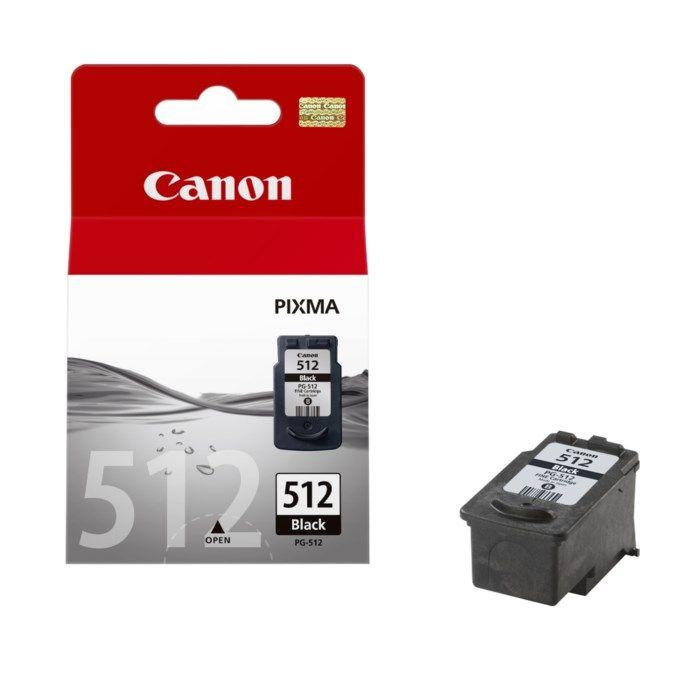 Canon PG-512 Bläckpatron Svart