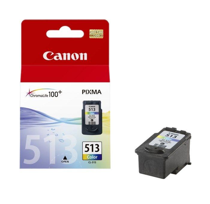 Canon CL-513 Bläckpatron Flera färger
