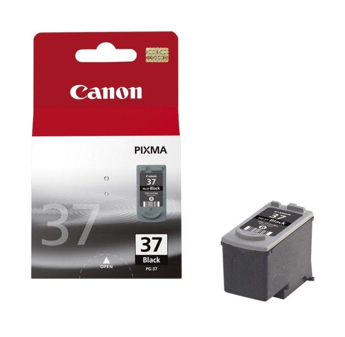 Canon PG-37 Bläckpatron Svart