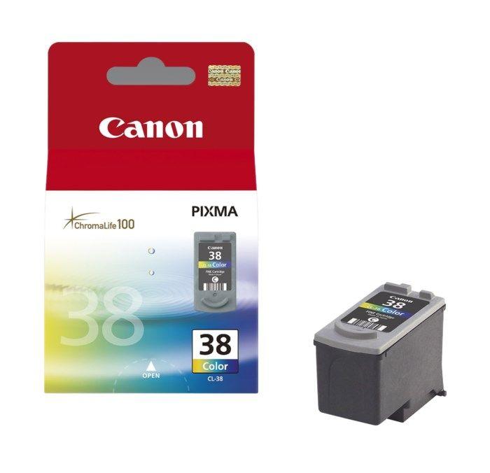Canon CL-38 Bläckpatron Flera färger