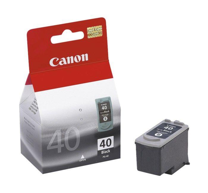 Canon PG-40 Bläckpatron Svart