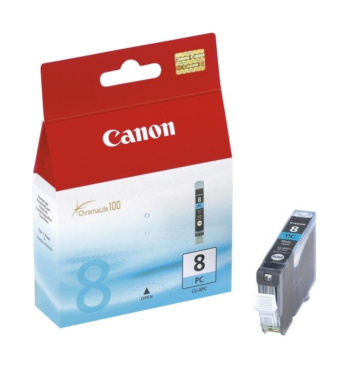 Canon CLI-8PC Bläckpatron Cyan