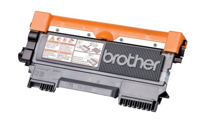 Brother Toner TN-2210 Svart