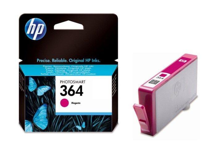 HP 364 Bläckpatron Magenta