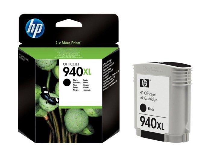 HP 940XL Bläckpatron Svart