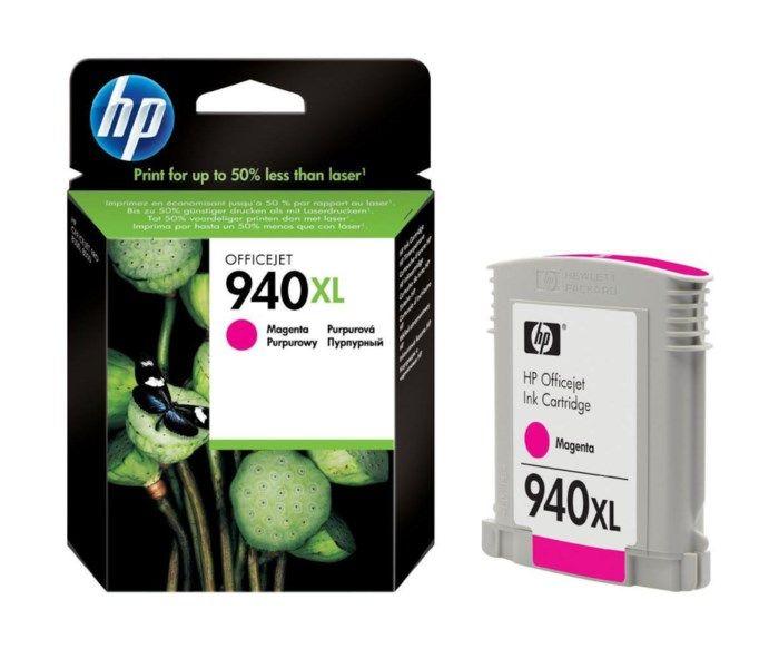 HP 940XL Bläckpatron Magenta