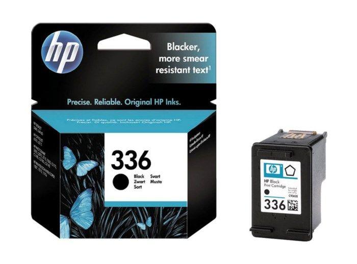 HP 336 Bläckpatron Svart