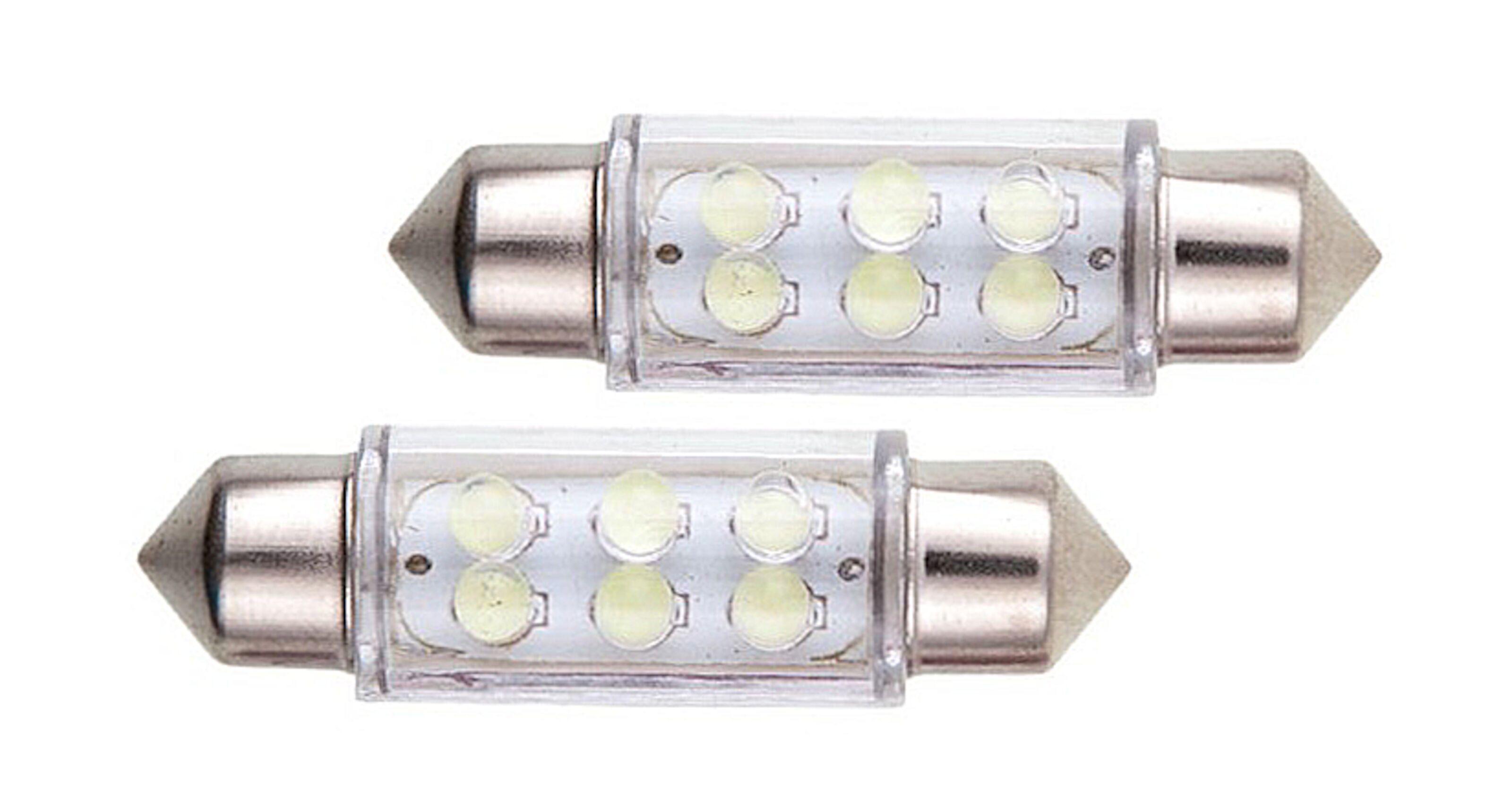 Billampa LED SV 8,5 2 pack Lampor |