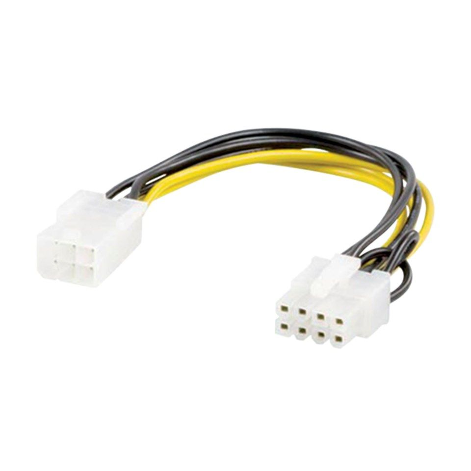 Adapter PCI-express 6-pinners til 8-pinners