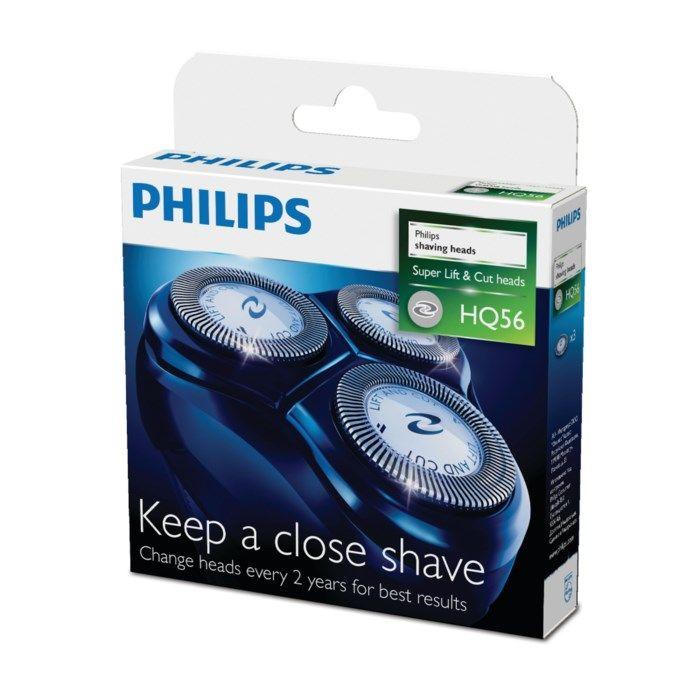Philips HQ56 Skär för rakapparat 3-pack
